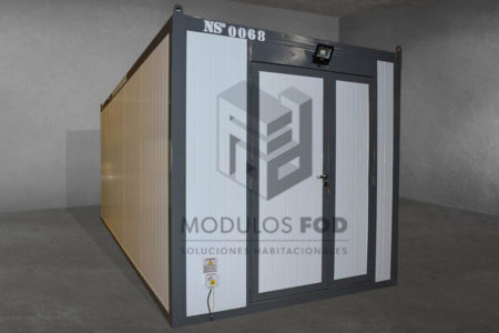FOD 00 Shelters